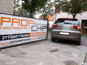 Chiptuning Citroën C4 Picasso 1.6 HDI