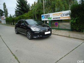 Chiptuning Citroën DS5 2.0 HDI
