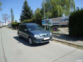 Chiptuning Dacia Logan 1.5 DCI