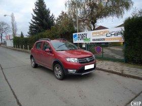 Chiptuning Dacia Sandero Stepway 0.9 TCE