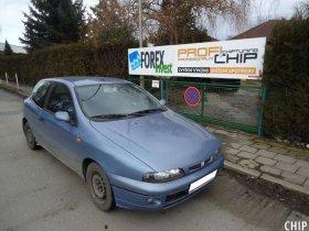 Chiptuning Fiat Bravo 1.2i 16V