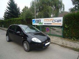 Chiptuning Fiat Grande Punto 1.3 M-JET