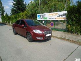 Chiptuning Fiat Linea 1.4i