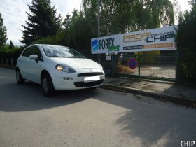 Chiptuning Fiat Punto II 1.4i CNG