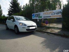 Chiptuning Fiat Punto II 1.4i CNG