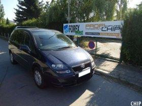 Chiptuning Fiat Ulysse 2.0 JTD