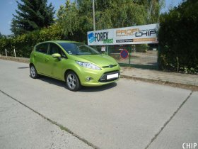 Chiptuning Ford Fiesta 1.6 TDCi