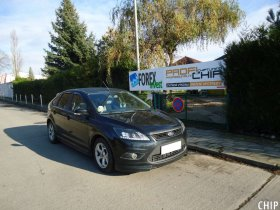 Chiptuning Ford Focus 1.6i