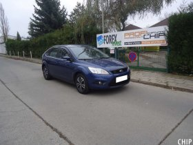 Chiptuning Ford Focus 1.8 FFV