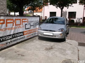 Chiptuning Ford Focus 1.8 TDCi