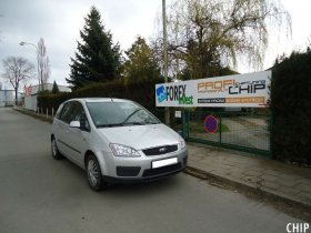 Chiptuning Ford Focus C-Max 1.6 TDCi