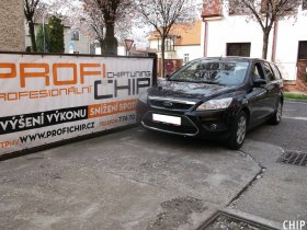 Chiptuning Ford Focus II 1.6 TDCi