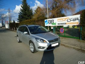 Chiptuning Ford Focus II 2.0 TDCi