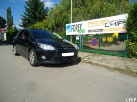 Chiptuning Ford Focus III 1.6 TDCi
