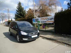 Chiptuning Ford Galaxy 2.0 TDCi