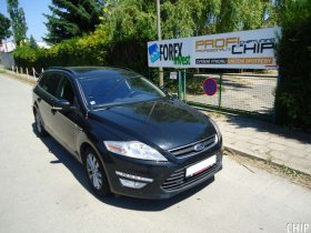 Chiptuning Ford Mondeo 1.6 TDCi