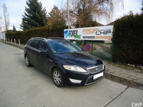 Chiptuning Ford Mondeo 2.0 TDCi MK4