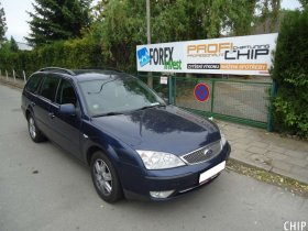 Chiptuning Ford Mondeo 2.2 TDCi MK3