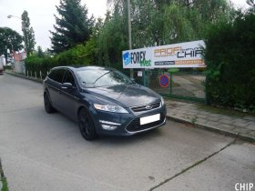Chiptuning Ford Mondeo 2.2 TDCi