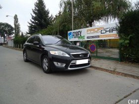 Chiptuning Ford Mondeo MK4 2.2 TDCi