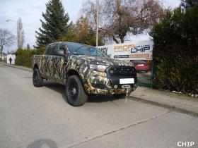 Chiptuning Ford Ranger 2.2 TDCi