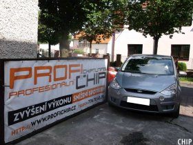 Chiptuning Ford S-Max 1.8 TDCi