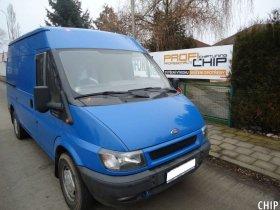 Chiptuning Ford Transit 2.4 TDDi