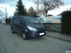 Chiptuning Ford Transit Custom 2.2 TDCi