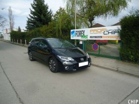 Chiptuning Honda Civic 1.6 i-DTEC