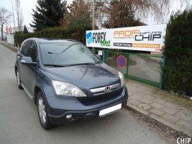 Chiptuning Honda CR-V 2.2 CDTi