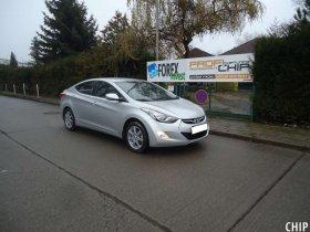 Chiptuning Hyundai Elantra 1.6i LPG