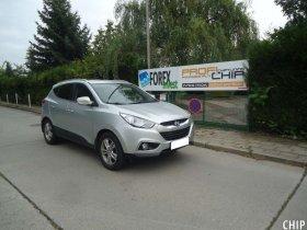 Chiptuning Hyundai ix35 1.7 CRDi