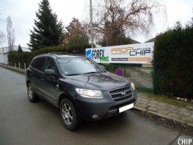 Chiptuning Hyundai SantaFe 2.2 CRDi