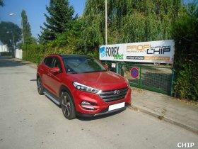 Chiptuning Hyundai Tuscon 2.0 CRDi