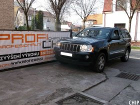 Chiptuning Jeep Grand Cherokee 3.0 CRD