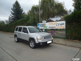 Chiptuning Jeep Patriot 2.2 CRD
