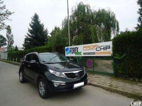 Chiptuning Kia Sportage 1.7 CDRi