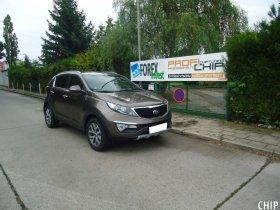 Chiptuning Kia Sportage 2.0 CRDi