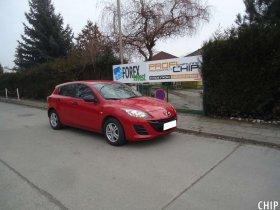 Chiptuning Mazda 3 1.6i