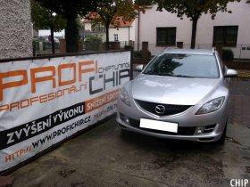 Chiptuning Mazda 6 1.8i
