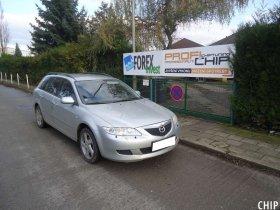 Chiptuning Mazda 6 2.0 DI