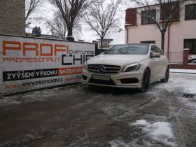 Chiptuning Mercedes A 220 CDi 125 kW