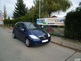 Chiptuning Mercedes-Benz A 160 CDI