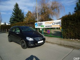 Chiptuning Mercedes-Benz B 180 CDI