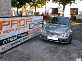 Chiptuning Mercedes-Benz C 200 CDI