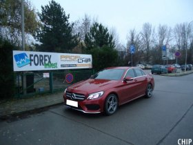 Chiptuning Mercedes-Benz C 220 CDI BlueTec