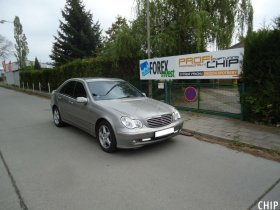 Chiptuning Mercedes-Benz C 220 CDI