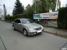 Chiptuning Mercedes-Benz C 220 CDI