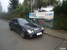 Chiptuning Mercedes-Benz E 200 CDI