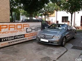 Chiptuning Mercedes-Benz E220 CDI